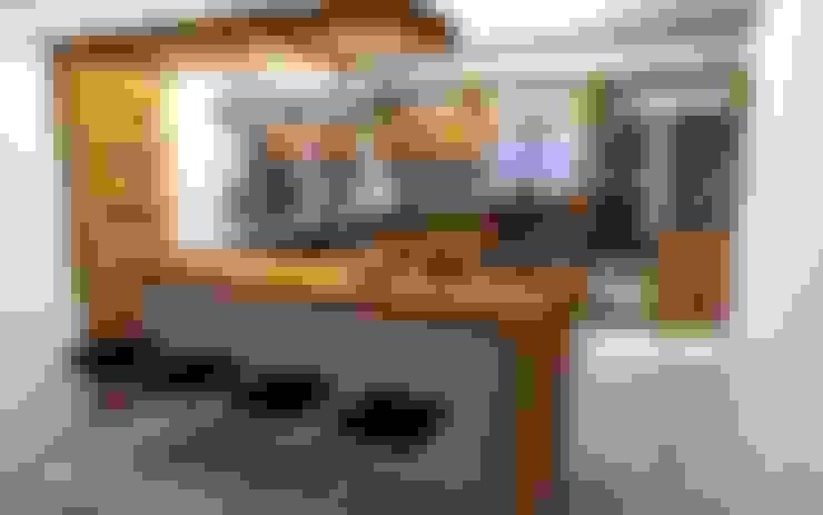 Cocinas de estilo  de EL DIVÁN Arquitectura & Diseño de Interiores