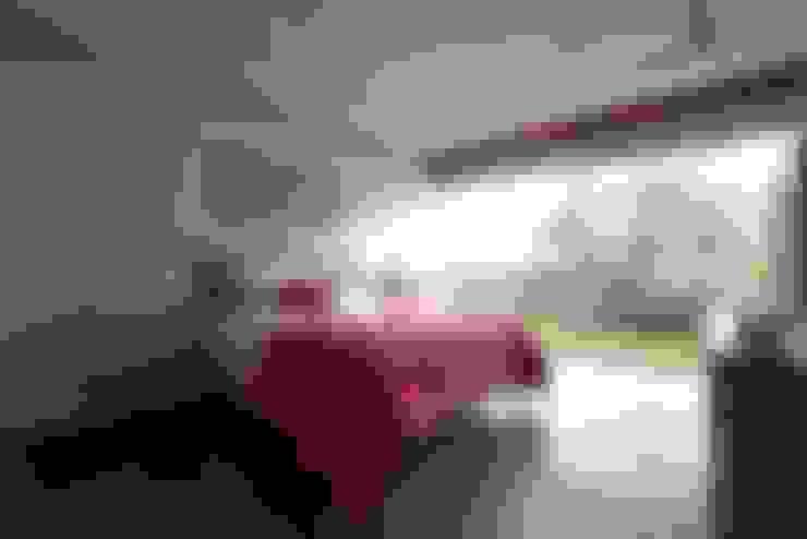 臥室 by Mobiliario y Equipo MEE