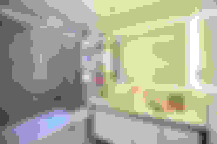 Banheiro: Banheiro  por Graça Brenner Arquitetura e Interiores