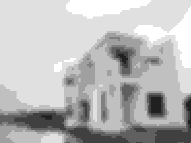 Houses by 光島室內設計