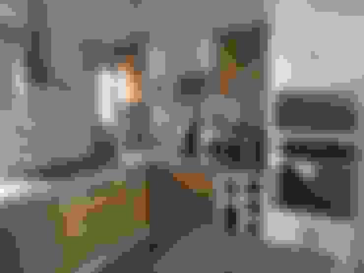 مطبخ تنفيذ Cahtal Arquitectos