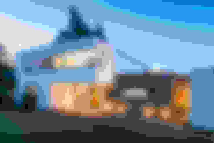 Casas de estilo  por Barc Architects