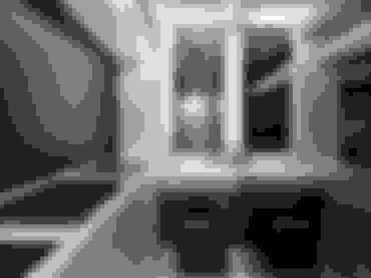 غرفة الملابس تنفيذ 拾雅客空間設計