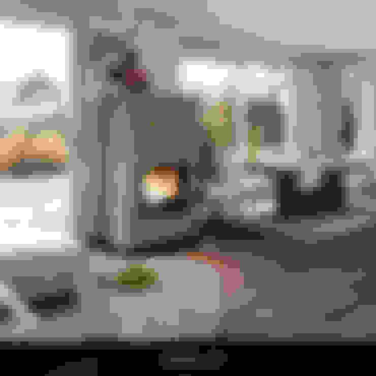 غرفة المعيشة تنفيذ CB stone-tec GmbH