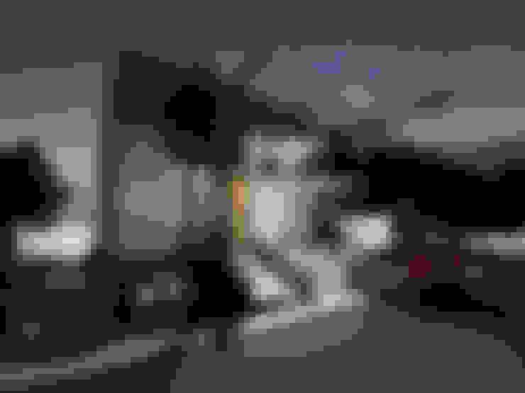 منازل تنفيذ Larissa Vinagre Arquitetos