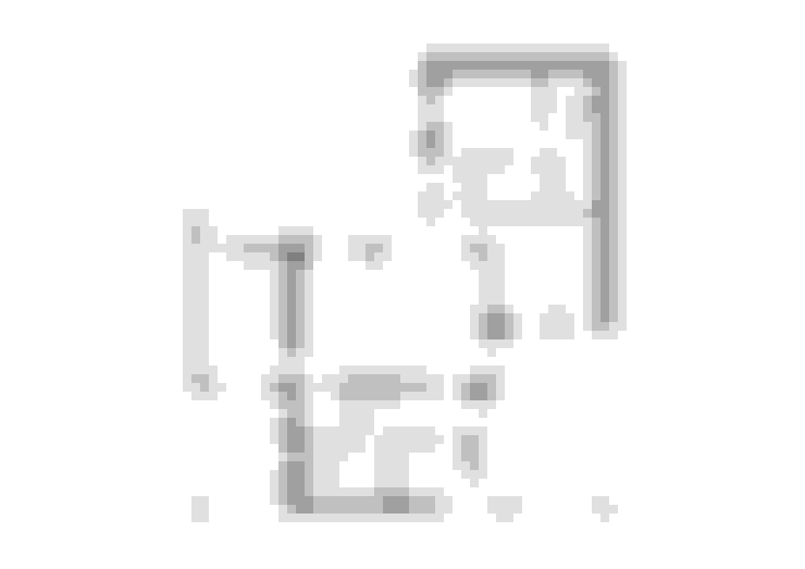 Estudios y despachos de estilo  por Jan Couwenberg Architectuur