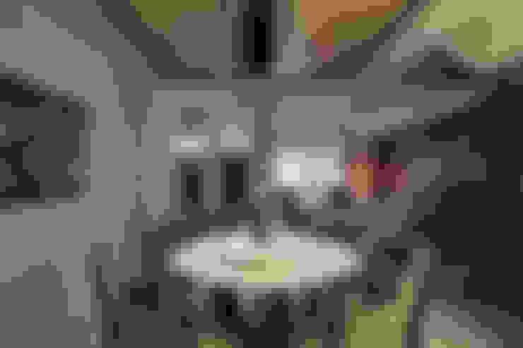 新東風時尚 仿飾頂級酒店的簡約奢華:  餐廳 by Luova 創研俬.集