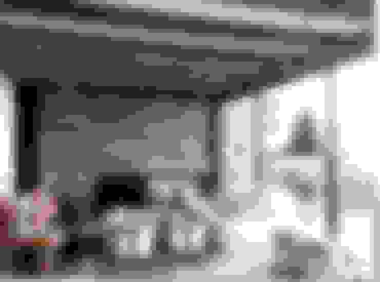 Casa Cantagua: Livings de estilo  por F+F Arquitectos