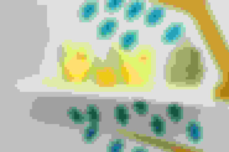Nursery/kid's room by PRISCILLA BORGES ARQUITETURA E INTERIORES
