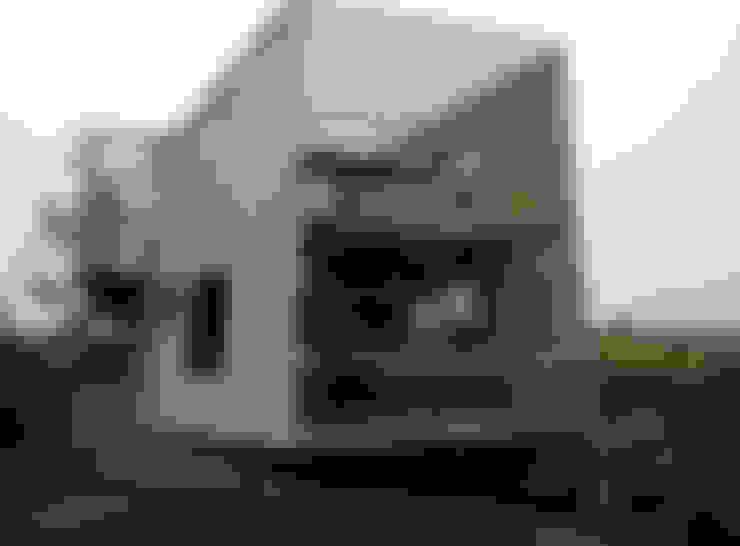 Construcción.: Casas de estilo  por Cordova Arquitectura y Construcción .