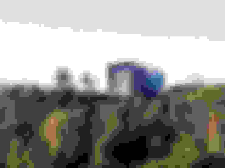 Emplazamiento.: Casas de estilo  por Cordova Arquitectura y Construcción .
