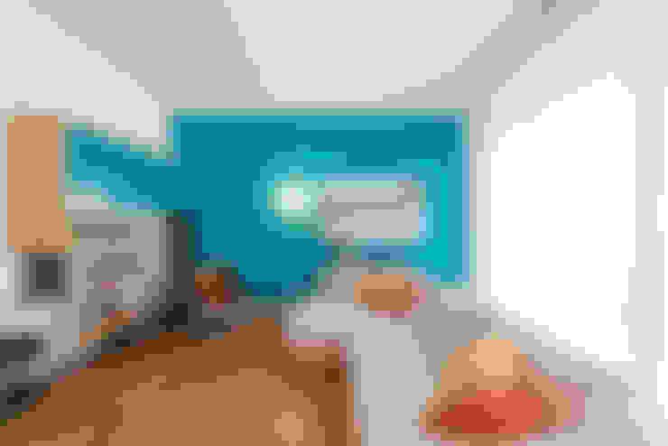 غرفة المعيشة تنفيذ Amodo