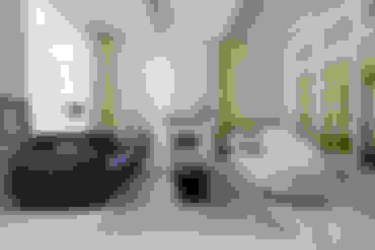 Living room تنفيذ Robbert Lagerweij Interior Design