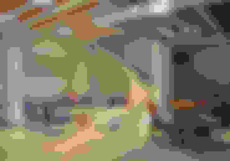Remodelacion Casa de Playa: Casas de estilo  por DMS Arquitectas