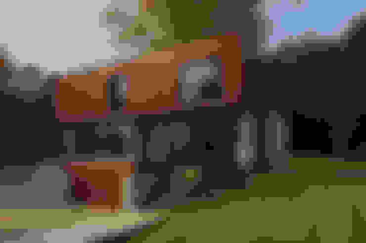 Case in stile  di Reid Architects