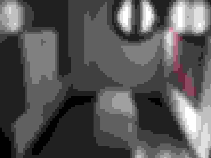 غرفة الملابس تنفيذ Öykü İç Mimarlık