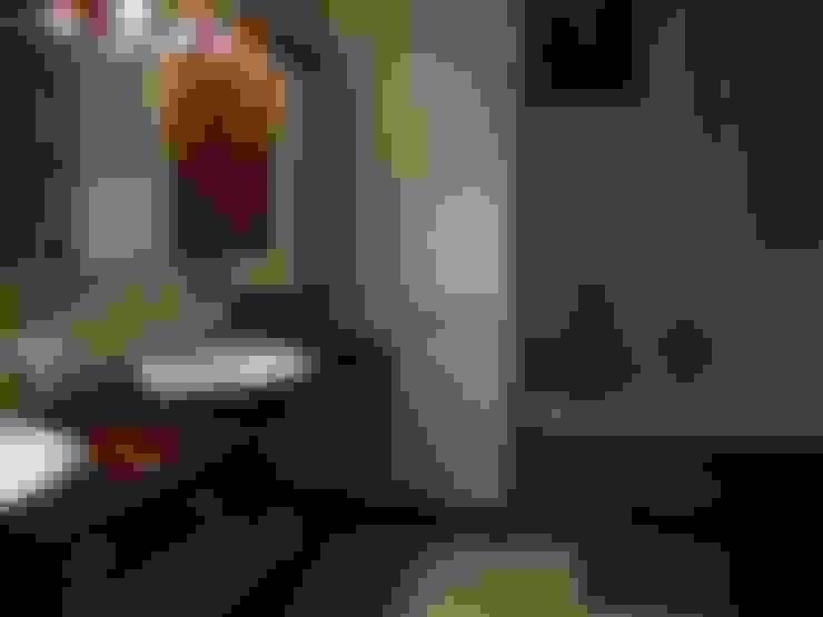 حمام تنفيذ Öykü İç Mimarlık