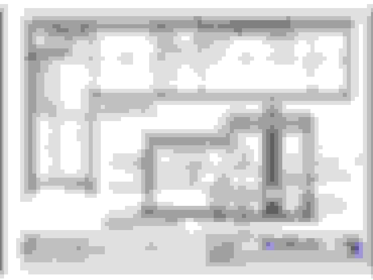 Garage & Schuppen von Reinaldo Pampolha Arquitetura
