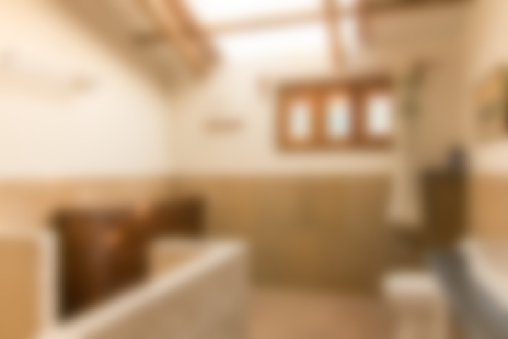 Baños de estilo  por M+P Architects Collaborative