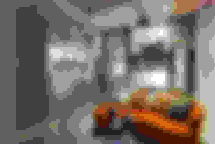 嘉義  科美建設別墅 :  視聽室 by 大也設計工程有限公司 Dal DesignGroup