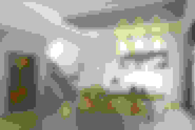 嘉義  科美建設別墅 :  餐廳 by 大也設計工程有限公司 Dal DesignGroup