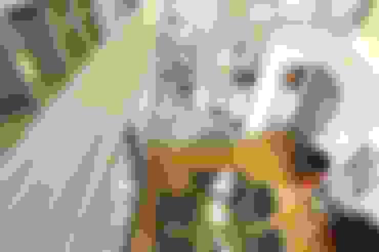 嘉義  科美建設別墅 :  書房/辦公室 by 大也設計工程有限公司 Dal DesignGroup