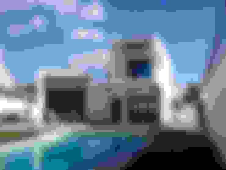 Casas de estilo  por SPArquitectos