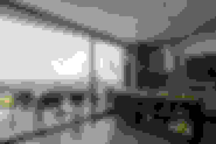 Kitchen by Trama Arquitectos
