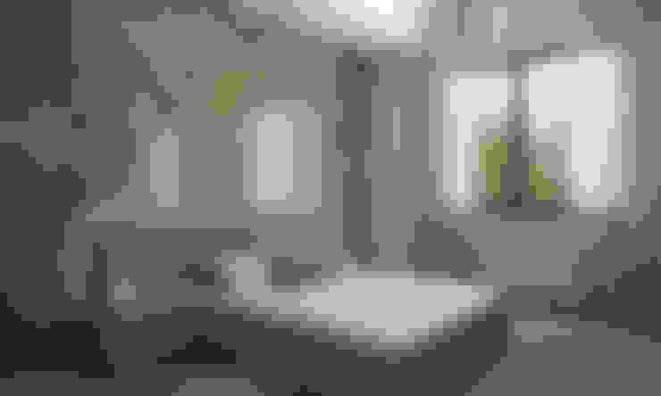 غرفة نوم تنفيذ Voltaj Tasarım