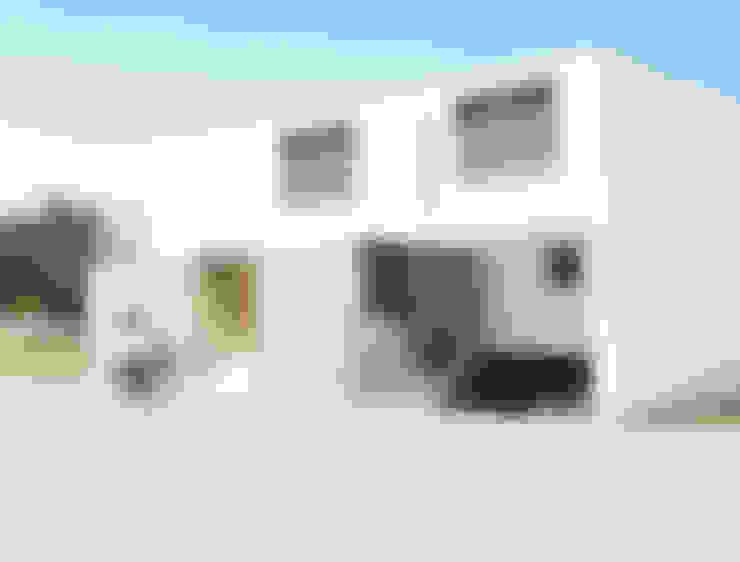 مرآب~ كراج تنفيذ HMJ Arquitectura