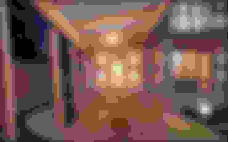 Terrace by Компания архитекторов Латышевых 'Мечты сбываются'
