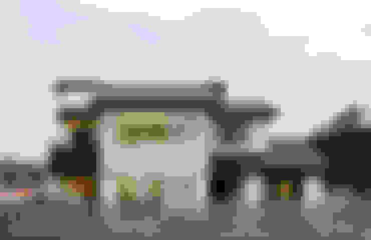 파주 당하동: 코원하우스의  주택
