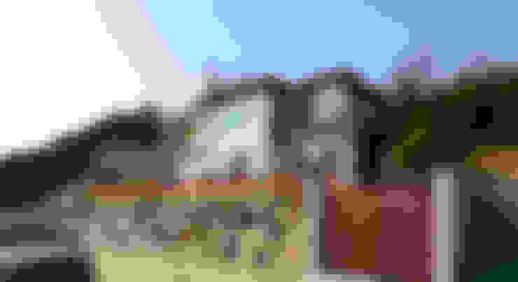 완주 황운리: 코원하우스의  주택