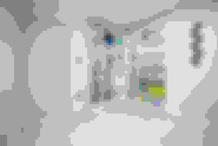 3대의 라이프스타일이 녹아든 보금자리 48PY: 제이앤예림design의  아이방