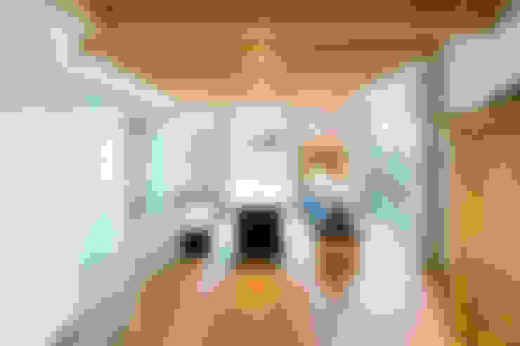 Столовые комнаты в . Автор – RO-REI Holzhaus GmbH & Co.KG