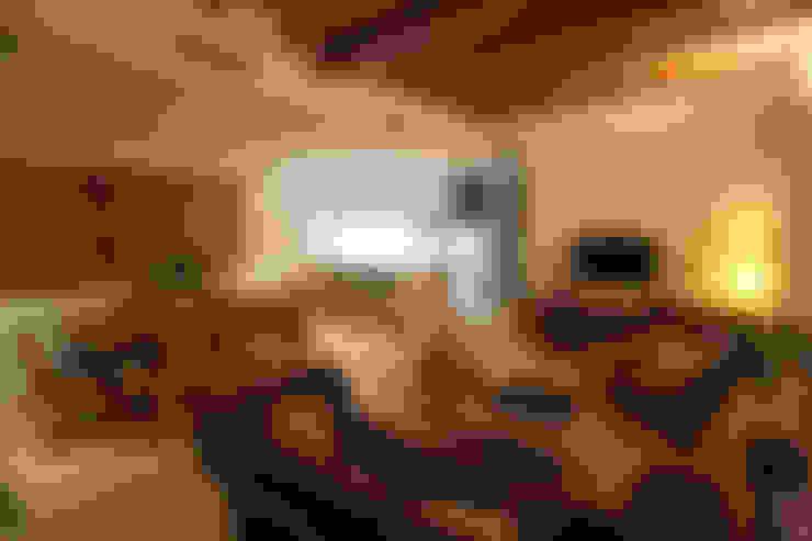 غرفة المعيشة تنفيذ Reformas Vicort