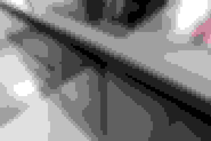 Cocinas de estilo  por 璞碩室內裝修設計工程有限公司