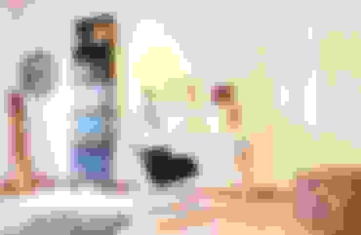 مكتب عمل أو دراسة تنفيذ Nicole Schütz Home Staging
