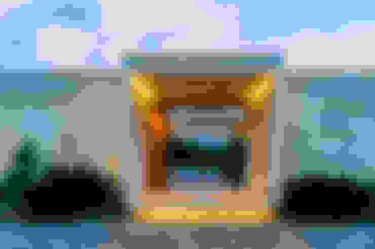 Casas de estilo  por Arquitectura en Estudio