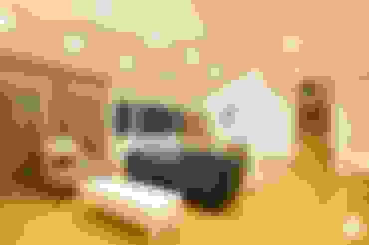 Ruang Keluarga by 친친디 하우스 프로젝트