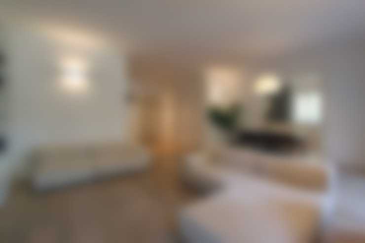 غرفة المعيشة تنفيذ diegogiovannenza|architetto