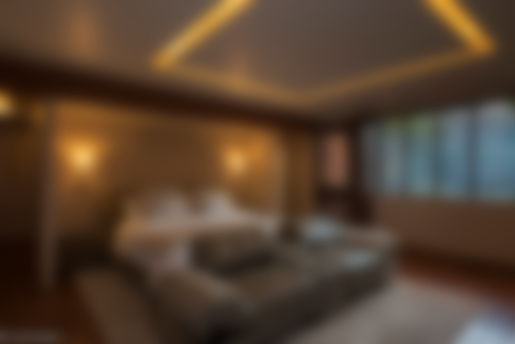 غرفة نوم تنفيذ HDA: ARQUITECTURA BIOCLIMATICA