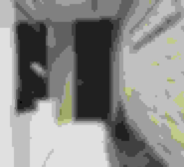 Koridor dan lorong by ZIN Studio