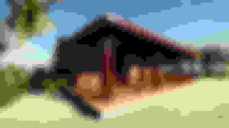 Casas de estilo  de JMGLL - Arquitecto