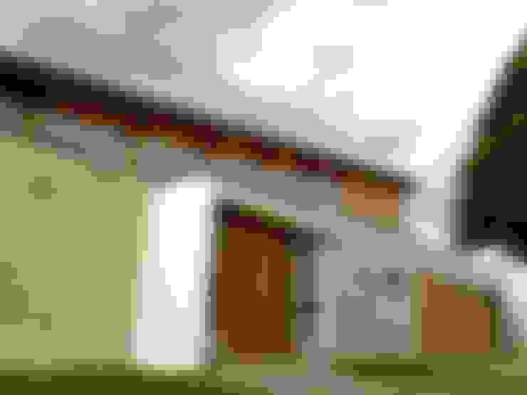 Case in stile  di Azcona Vega Arquitectos
