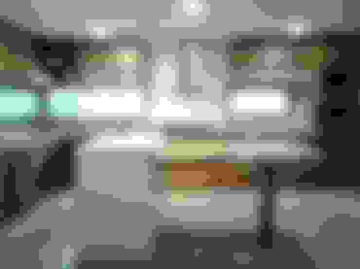 Cozinhas  por Azcona Vega Arquitectos