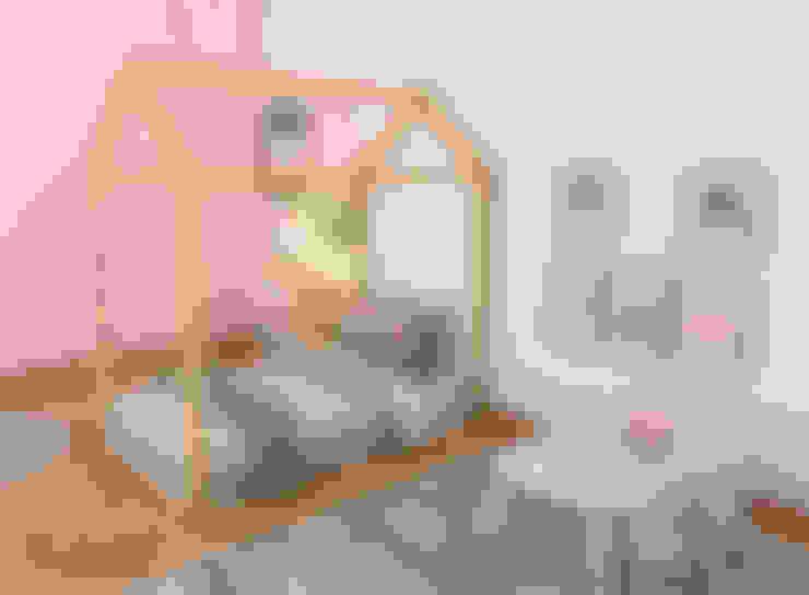 Habitaciones infantiles de estilo  por Ana Rocha