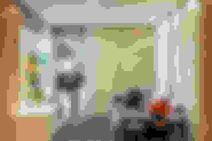 Living room by Priscila Boldrini Design e Arquitetura