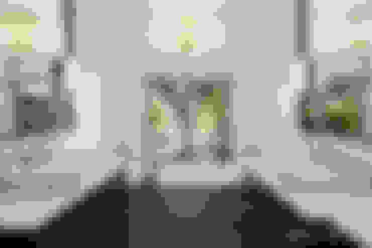 Projekty,  Łazienka zaprojektowane przez Chibi Moku