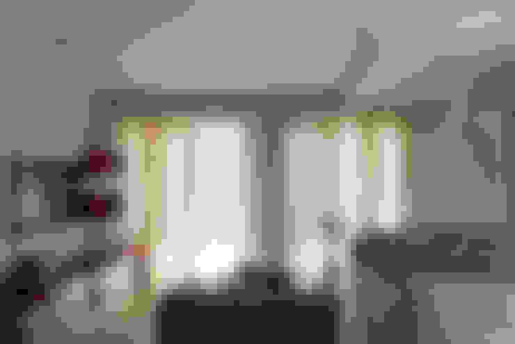 Ruang Keluarga by Virna Carvalho Arquiteta
